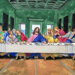 Random image: Last Supper