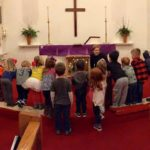 Random image: children church